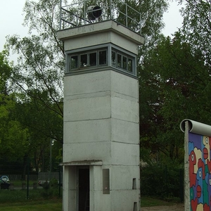 Allied Museum - GDR Watchtower