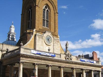 All  Saints  Church    Northampton