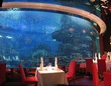 Al Mahara Restaurant In The Burj Al Arab