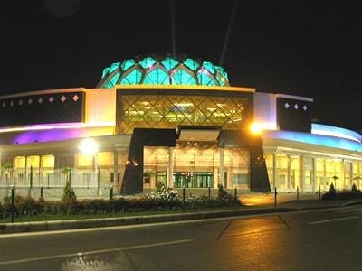 Almas Shargh Shopping Center
