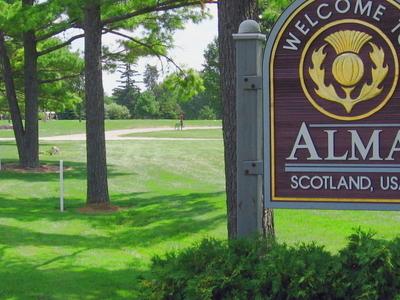 Alma Welcome