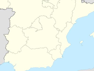 Almucar Is Located In Spain