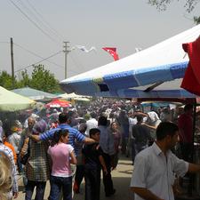 A Local Festival In Turkey