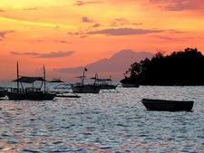 Alona Beach Sunset - Panglao Island