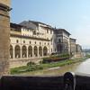 Along Banks Of Arno River