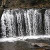 Along Ricketts Glen State Park Falls Trail - Pennsylvania