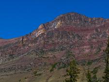Along Two Medicine Pass Trail - Glacier - Montana - USA