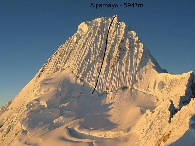 Alpamayo - Ancash - Peru