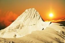 Alpamayo Peak - Cordilleras - Ancash - Peru