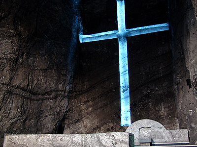 Altar Catedral De Sal