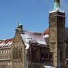 Altes Und Neues Chemnitzer Rathaus
