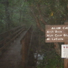 The Trailhead Of The Alum Cave Trail