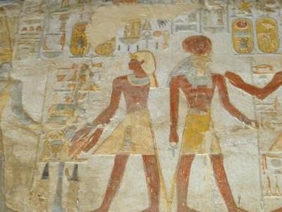 Amada Relief Of  Thutmose  I I I