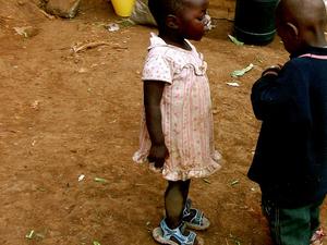 Amani Children's Home & Village Visit Photos