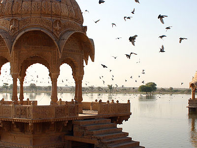 Amar Sagar - Jaisalmer