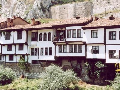 Ottoman Houses Pontic Tomb