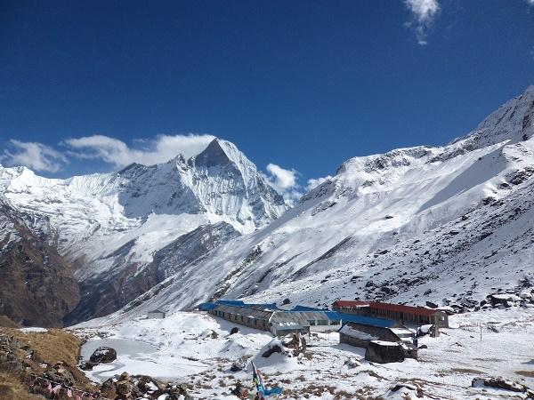 Annapurna Base Camp Trek 12 Days Photos