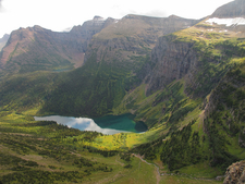 Amazing Triple Divide TrailViews - Glacier - Montana - USA