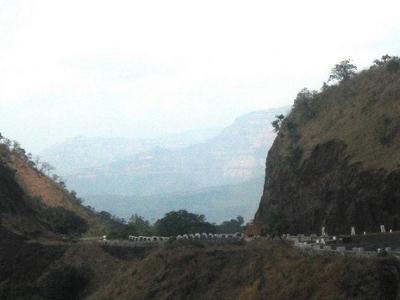 Amba Ghat Pass - Ratnagiri-Kolhapur Rd. MH