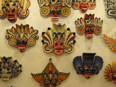 Ambalangoda Masks