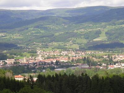 Ambert  View