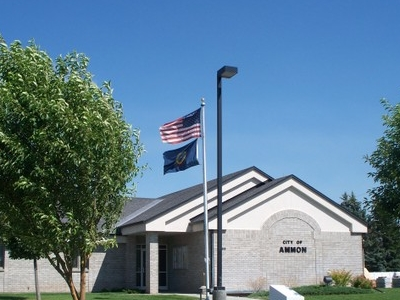 Ammon  City  Building