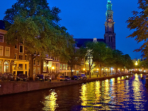 Amsterdam Guided Citytour (bus) + Skip-the-Line Anne Frank House + Visit to a Diamond Factory Photos
