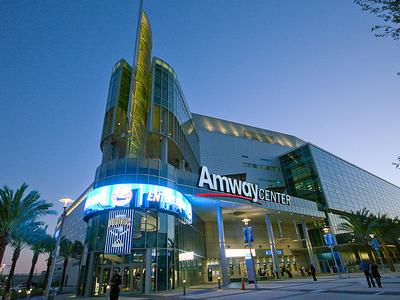 Amway Center - Orlando