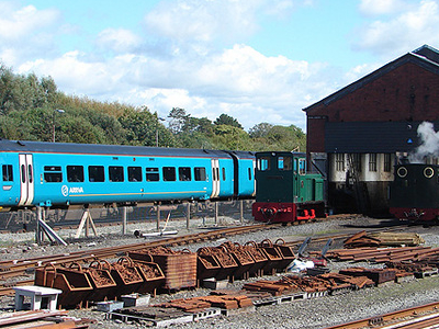 The Former GWR Locomotive Depot