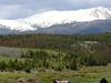 Anaconda Peak - Glacier - USA
