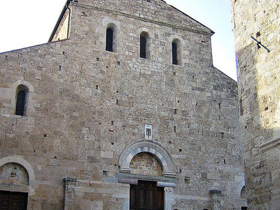 The Cathedral Of Anagni