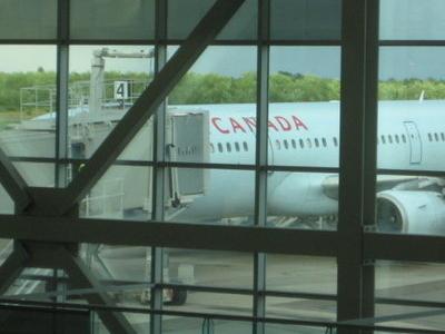 An Air Canada Airbus A321