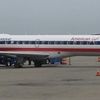 An American Eagle ERJ-145