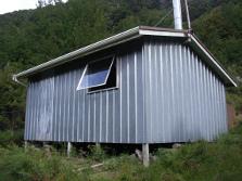 Anatoki Forks Hut
