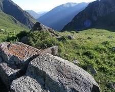 Anatoly Mountains Near Alamudun