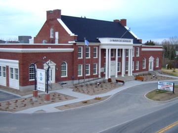 Former Isle-Maligne Town Hall