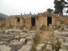 Ancient Corinth Ruins