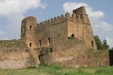 Ancient Fortress @ Gondar ET