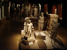 Ancient Greek Exhibition Of The Museum