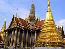 Ancient Monarchy Bangkok Royal Palace
