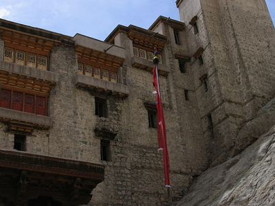 Ancient Palace Leh