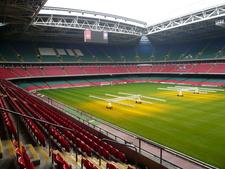 The South Stand Of Millennium Stadium