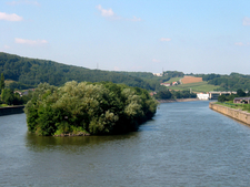 The Meuse River