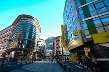 Andorra La Vella High Street