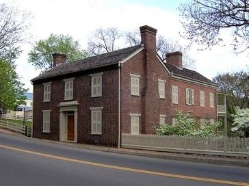 Andrew Johnson National Historical Site