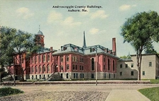 Androscoggin County Buildings 2 C Auburn 2 C M E