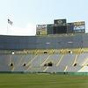 An Empty Lambeau Field