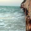 An Erosion Prevention Pier On Anna Maria Island Florida.