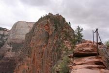 Angels Landing Trail - Zion - Utah - USA