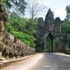 Angkor Thom South Gate - Siem Reap - Cambodia